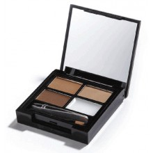 Makeup-Revolution-zestaw-do-brwi-z-woskiem-Focus-&-Fix-Eyebrow-Kit-Medium-to-dark-drogeria-internetowa-puderek.com.pl