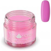 Elisium Diamond 2 in 1 Powder - DP115 Fuchsia Is Pink - proszek do manicure tytanowego