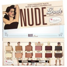 The Balm TheBalm Nude Dude Palette paleta 12 cieni do powiek