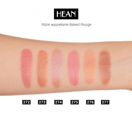 Hean Baked rouge - 276 - wypiekany róż do policzków 1,9 g