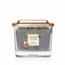 Yankee Candle Elevation - Fig&Clove - duża świeca zapachowa (2 knoty)