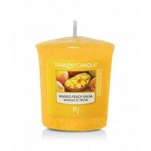 Yankee Candle Mango Peach Salsa sampler świeca zapachowa