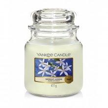 Yankee Candle Midnight Jasmine słoik średni świeca zapachowa