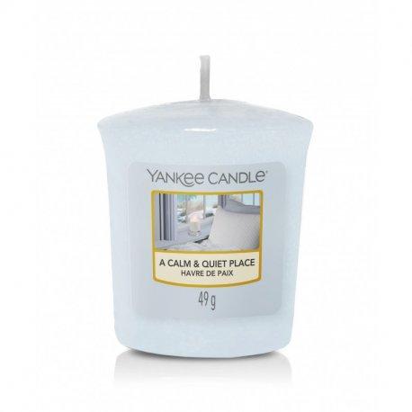 Yankee Candle  A Calm & Quiet Place sampler świeca zapachowa