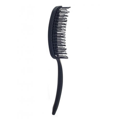 Body Rituals Flexible Hair Brush - szczotka do włosów (czarna)