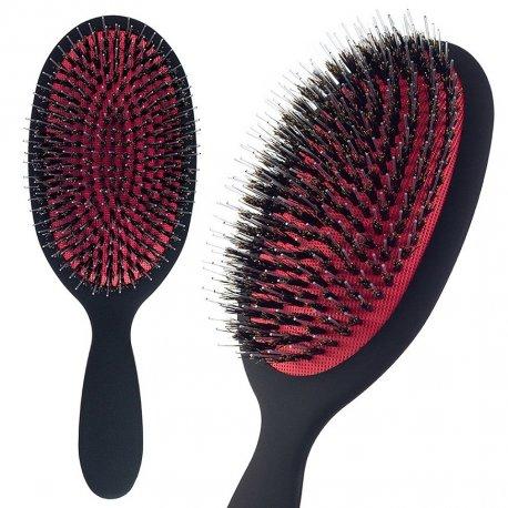 Body Rituals Luxury Hair Brush - szczotka do włosów z włosiem dzika