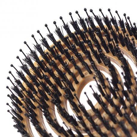 Body Rituals Eco Hair Brush - biodegradowalna szczotka do włosów z włosiem