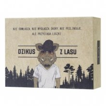 LaQ Mydło w kostce - Dzik - 85 g