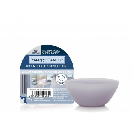 Yankee Candle A Calm & Quiet Place wosk zapachowy 22 g