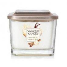 Yankee Candle Elevation - Sweet Frosting - średnia świeca zapachowa (3 knoty) 347 g