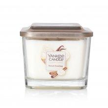 Yankee Candle Elevation - Sweet Frosting - mała świeca zapachowa (1 knot)