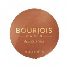 Bourjois-Blush-Pastel-11-Brun-Illusion-wypiekany-róż-drogeria-internetowa-puderek.com.pl