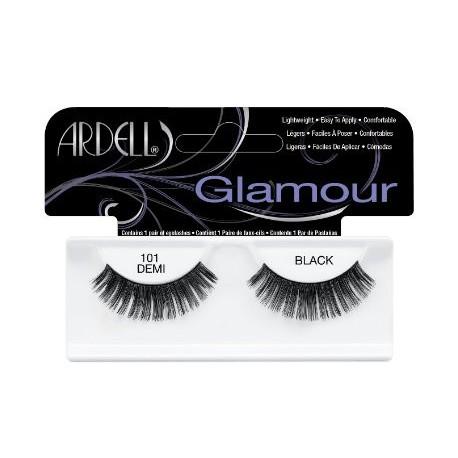 Ardell-Glamour-101-Demi-Black-sztuczne-rzęsy-pełne-paski-drogeria-internetowa