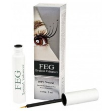 Feg Eyelash Enhancer serum na porost rzęs hologram