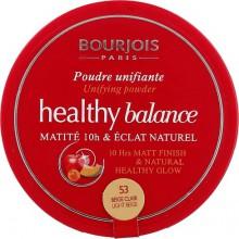 Bourjois Healthy Balance 53 Beige Clair puder matujący