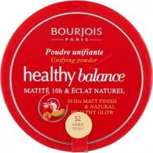 Bourjois-Healthy-Balance-52-Vanille-puder-matujący