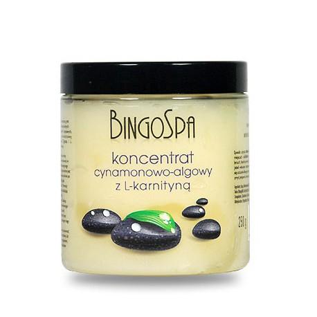 BingoSpa-koncentrat-cynamonowo-algowy-z-l-karnityną-250-ml-ujędrnia-na-cellulit