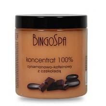 BingoSpa koncentrat cynamonowo-kofeinowy z czekoladą 250 ml ujędrnia, na cellulit