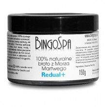 BingoSpa-Redual-maska-100%-błoto-150-g-trądzik-łojotok