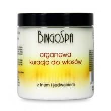 BingoSpa-arganowa-kuracja-do-włosów-z-lnem-i-jedwabiem-250-g