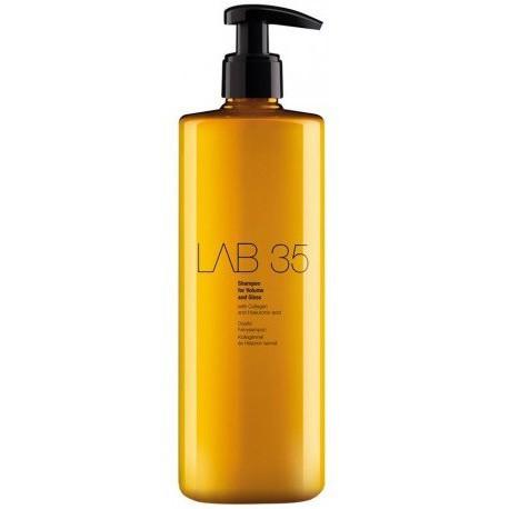 Kallos-Lab35-szampon-Gloss-&-Volume-wzbogacający-połysk-500-ml-drogeria-internetowa-puderek.com.pl