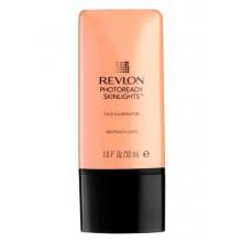 Revlon Photoready Skinlights Face Illuminator 300 Peach Light emulsja rozświetlająca