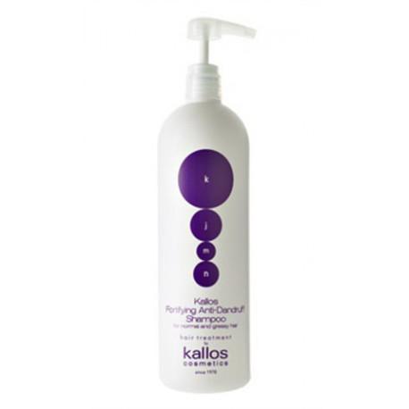 Kallos-KJMN-Fortyfying-Anti-Dandruff-szampon-przeciwłupieżowy-500-ml-drogeria-internetowa-puderek.com.pl