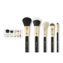 BH Cosmetics Face Essentials zestaw 5 pędzli do makijażu twarzy