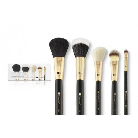 BH-Cosmetics-Face-Essentials-zestaw-5-pędzli-do-makijażu-twarzy-pędzle-do-makijażu-drogeria-internetowa-puderek.com.pl
