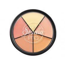 Bh-Cosmetics-Studio-Pro-Perfecting-Concealer-paleta-5-kamuflaży-Light-drogeria-internetowa