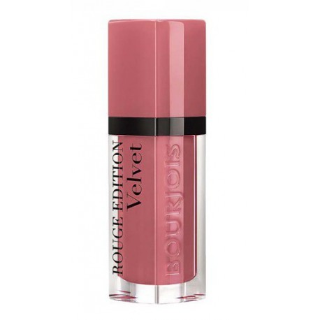 Bourjois-Rouge-Edition-Velvet-09-Happy-Nude-Year-matowa-pomadka-do-ust-drogeria-internetowa
