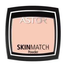 Astor Skin Match Powder 100 Ivory puder prasowany