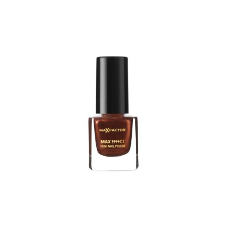 Max Factor Max Effect lakier do paznokci Red Bronze