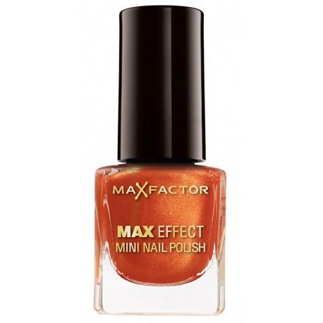 Max Factor Max Effect lakier do paznokci Deep Coral