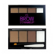 Makeup-Revolution-Brow-Kit-I-Woke-This-Groomed-zestaw-do-brwi-drogeria-internetowa-puderek.com.pl