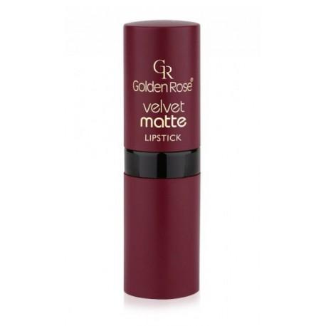 Golden Rose Velvet Matte Lipstick 02 matowa pomadka
