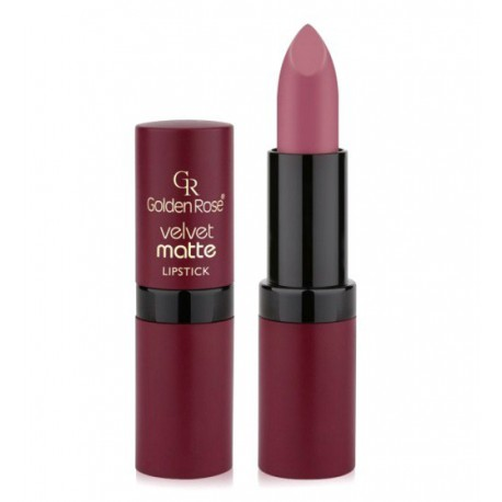 Golden-Rose-velvet-Matte-Lipstick-02-matowa-pomadka-drogeria-internetowa-puderek.com.pl