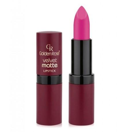 Golden-Rose-velvet-Matte-Lipstick-13-matowa-pomadka-drogeria-internetowa-puderek.com.pl