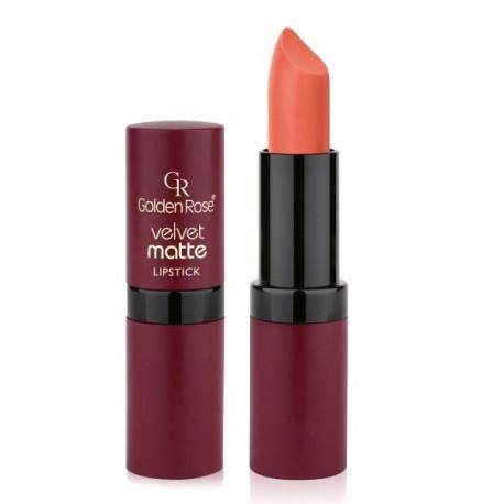 Golden-Rose-velvet-Matte-Lipstick-21-matowa-pomadka-drogeria-internetowa-puderek.com.pl