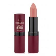 Golden-Rose-velvet-Matte-Lipstick-01-matowa-pomadka-drogeria-internetowa-puderek.com.pl