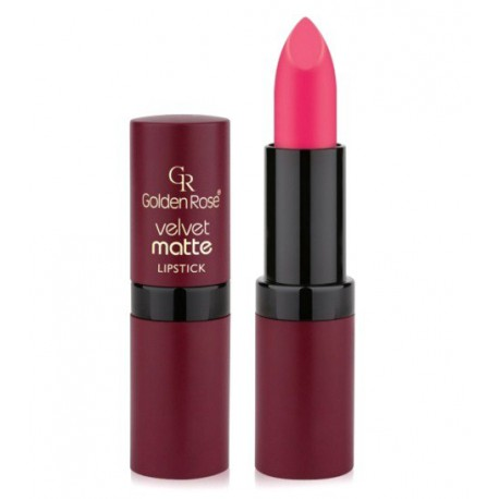 Golden-Rose-velvet-Matte-Lipstick-04-matowa-pomadka-drogeria-internetowa-puderek.com.pl