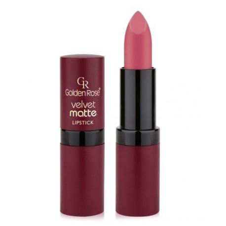 Golden Rose Velvet Matte Lipstick 12 matowa pomadka
