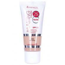Rimmel-Lasting-Finish-25HR-Nude-200-Soft-Beige-długotrwały-podkład