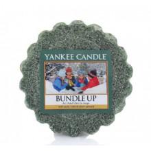 Yankee Candle Bundle Up wosk zapachowy