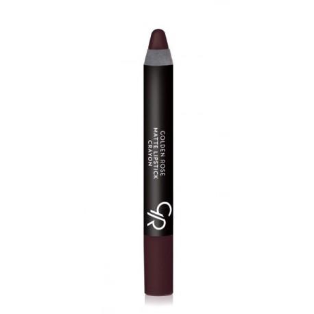 Golden-Rose-Matte-Lipstick-Crayon-03-matowa-pomadka-w-kredce-drogeria-internetowa-puderek.com.pl