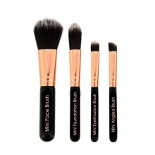 Makeup-Revolution-Pro-Go-Set-zestaw-4-mini-pędzli-drogeria-internetowa-puderek.com.pl