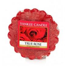 Yankee Candle True Rose wosk zapachowy