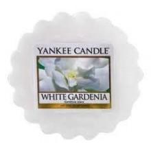 Yankee Candle White Gardenia wosk zapachowy