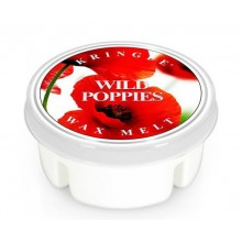 Kringle Candle Wild Poppies wosk zapachowy