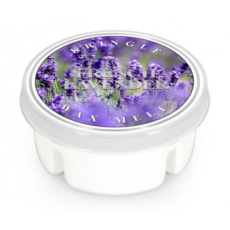 Kringle Candle French Lavender wosk zapachowy